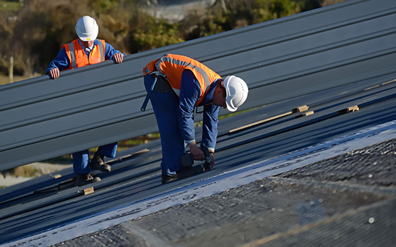 Commercial Roofing Services | Industrial Roofing Contractors